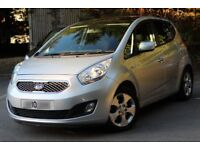 Kia Venga 3 diesel 1.4 FSH 1 previous owner Sunroof, low miles PRICE DROPPED make me an offer