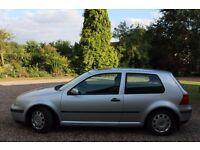 VW Golf Mark 4, Silver, 3 door, great runner, OZ Racing alloy wheels, new cambelt & water pump