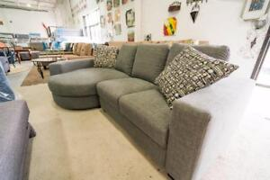 MASSIVE WAREHOUSE SALE!! SECTIONAL BLOWOUT FROM $399 - $999