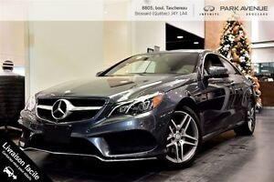 2014 Mercedes-Benz E-Class E350 COUPE AMG-PACKAGE