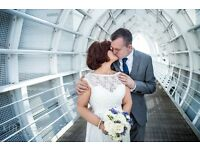 Wedding photography summer offer from £150