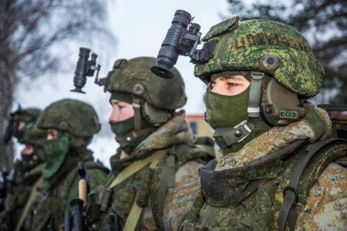 RUSSIAN OLIVE GREEN HELMET RATNIK 6B-47 ALL SIZES
