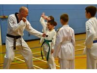 TAEKWONDO - Clydebank. Adult & Child Classes for all levels