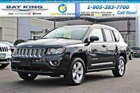 2015 Jeep Compass Sport/North, HIGH ALTITUDE 4X4, LEATHER AND SU
