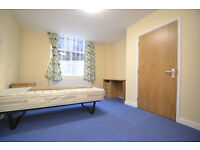 Perfectly located in Fitzrovia, room with own shower and toilet sharing kitchen.