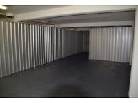 Large workshop business storage units, inc. power, loading bay, Wi-Fi, meeting room, postal address