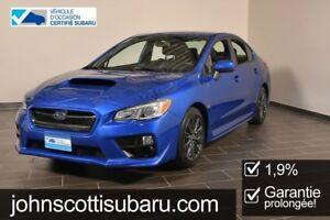 2015 Subaru WRX CVT 1.9% Garantie
