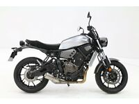 2016 Yamaha XSR700 ABS with Only 55 Miles, SAVE £150 during our September Spectacular Sale Event