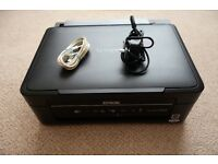 Epson SX235W All-in-one Wireless Printer/Scanner