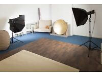 Photography studio/ therapy/ work space for rent