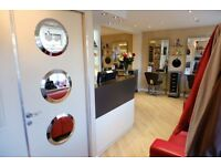 A selection of used REM and Salon Ambience Salon Furniture