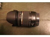 Tamron 18-270mm f/3.5-6.3 Di II VC Plezo Drive
