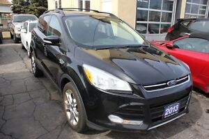 2013 Ford Escape SEL 4WD Leather Panorama Roof