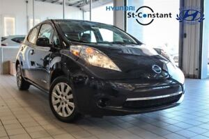 2015 Nissan LEAF S QUICK CHARGE, BLUETOOTH