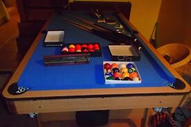 Snooker / PoolTable