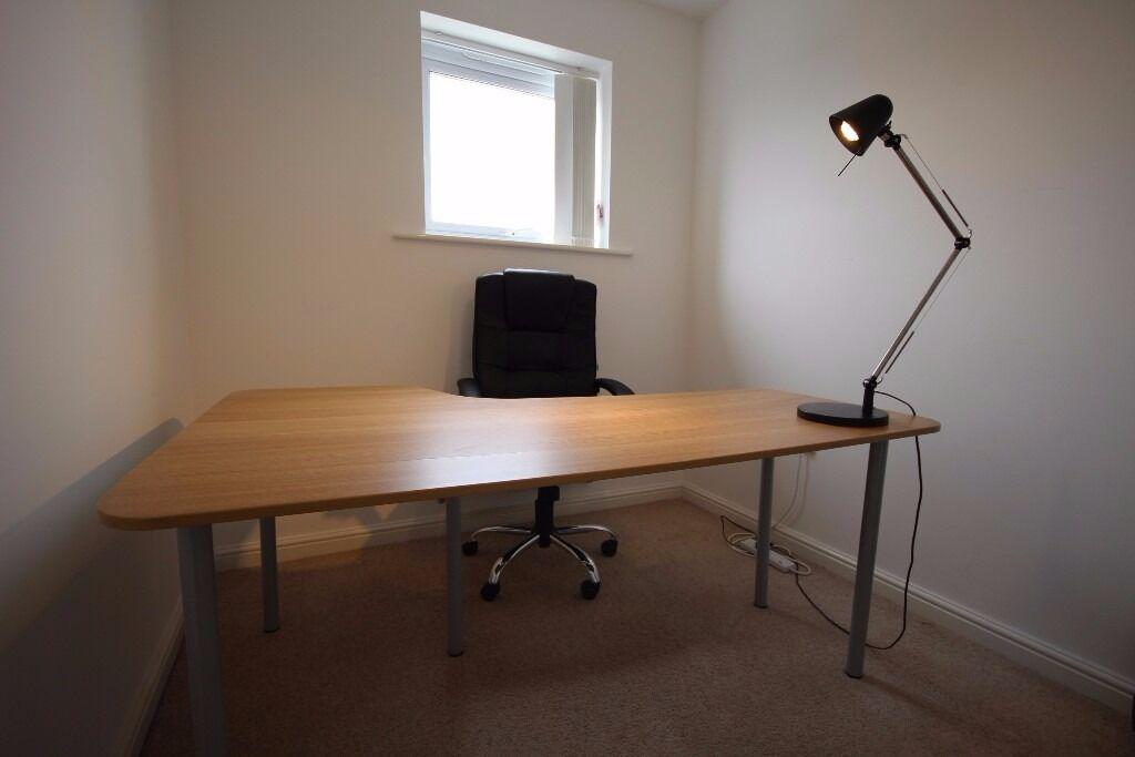 office corner desk. IKEA \u0027BEKANT\u0027 Office Corner Desk Right, Oak - Collection Sheffield K