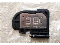 Canon 5d ii mark 2 battery door