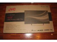 BRAND NEW JVC LT-49C550 FULL HD TV