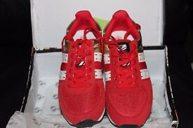Women's Trainers, Urban Red