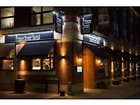 Head Chef £28k-£30k + bonuses Bristol Centre