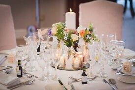 Wedding Decorations Package for approx. 60 Guests