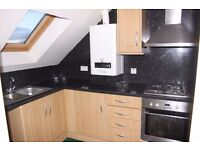 Montrose, Angus, DD10 8JE. Bright 2 bed flat, great cond'n & locat'n, gas cent heat, £425pcm