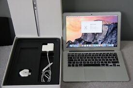 Apple Macbook air 13 2014 1.4GHz 4GB Ram 128GB SSD