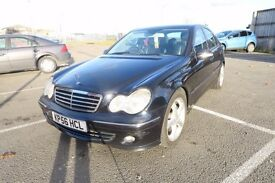 MERCEDES BENZ C CLASS 56 PLATE! FULL LEATHER | PERFECT DRIVE.