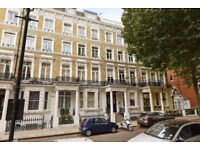Trebovir Road SW5. One bedroom flat to rent, on the second floor in a large Victorian conversion.