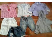 Girls 9-12 mths clothes x7 in Exc Condition £2