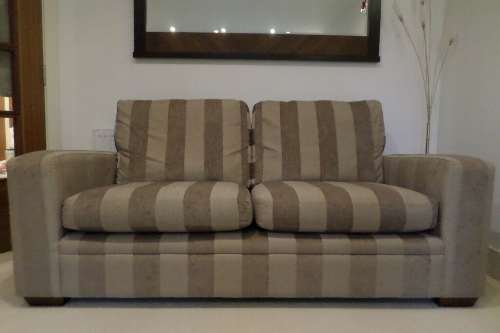 3 seater sofa & large chair - Next