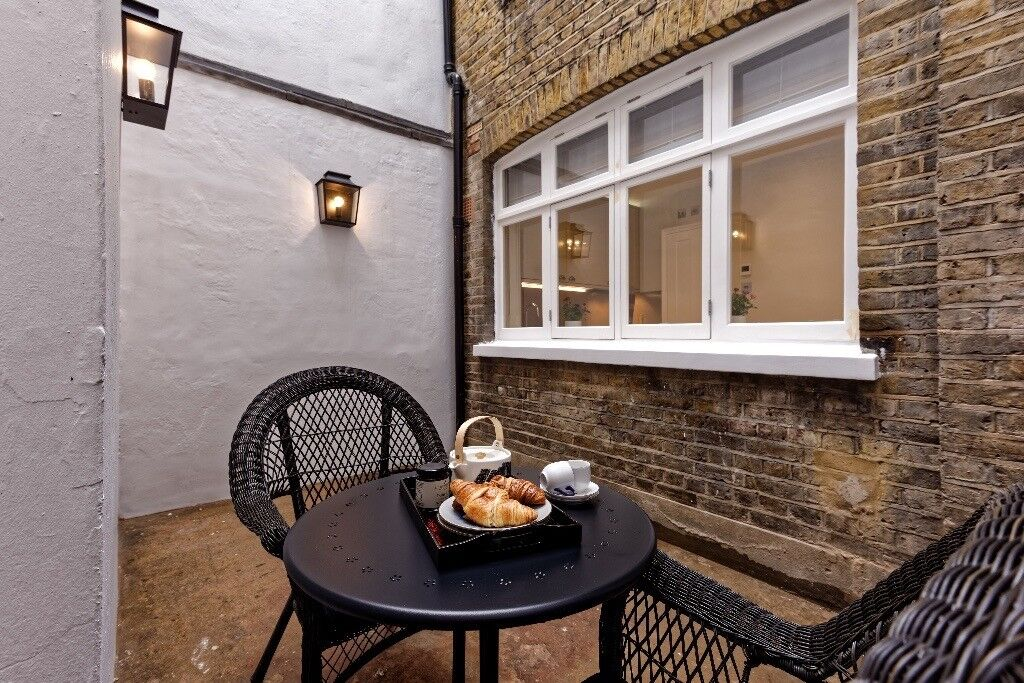 Apartment with patio - Bills included !!- MARYLEBONE- BAKER STREET- Zone 1