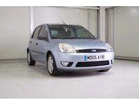 2005 Ford Fiesta 1.25 Zetec Climate - Superb Value Hatchback