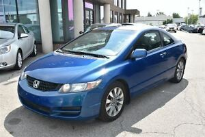 2010 Honda Civic COUPE EX-L WITH LEATHER & MOONROOF, 4 NEW TIRES
