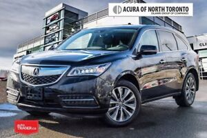2016 Acura MDX Navi Acura Certified! Accident Free| Blind Spot|