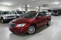 2011 Chrysler 200 CONVERTIBLE TOURING *SIEGES CHAUFFANTS*