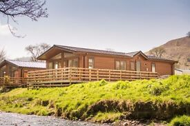 Lodge for Sale sited in Llangollen