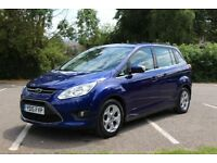 Great Family Car - Ford Grand C-Max, only 8,000 miles