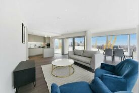 Brand new 3 bedroom, 2 bathroom apartment in the impressive Greenwich Peninsula. £680PW - SA