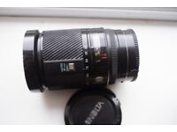 Minolta zooms 28-135mm, 100-200mm and 35-200mm xi, also fit Sony A mount, see description.