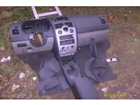 LEFT HAND DRIVE DASHBOARD FOR RENAULT MEGAN