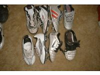 football boots size 12 (kids)