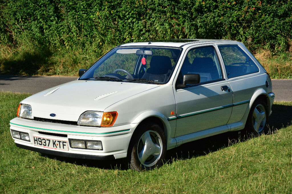 1991 ford fiesta rs turbo in great barton suffolk gumtree. Black Bedroom Furniture Sets. Home Design Ideas
