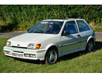 1991 Ford Fiesta RS Turbo