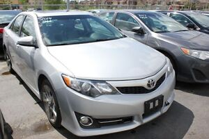 2014 Toyota Camry SE Leather Sunroof Nav