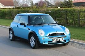 2005 MINI ONE 81K MILES! LADY OWNER! 1 YEAR MOT NO ADVISORY! HPI CLEAR! VERY CLEAN!