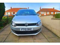 Volkswagen Polo 2012 1.2 5dr Great condition
