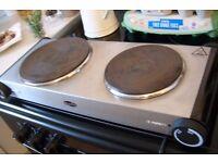 BREVILLE Portable Electric Cooktop 2 burner