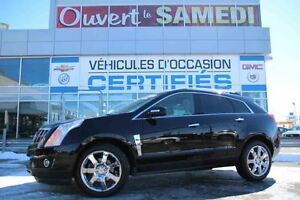 2010 Cadillac SRX PERFORMANCE V6 TURBO AWD (4X4)