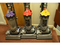 DYSON DC33 UPRIGHT VACUUM..choice of Three Models